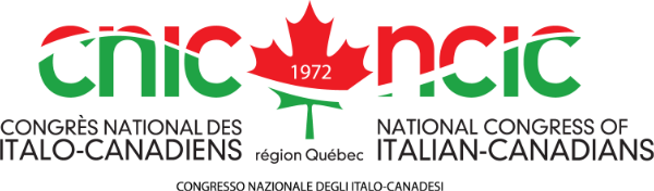 National Congress of Italian-Canadians Logo